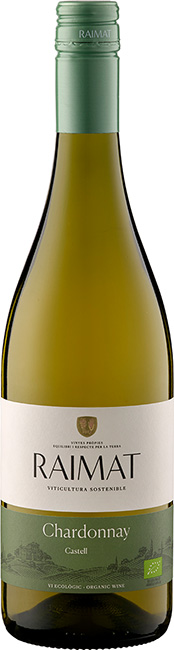 Raïmat Castell Chardonnay DO - Bio