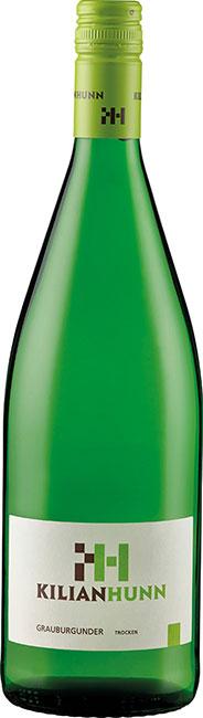 Grauburgunder trocken - Liter