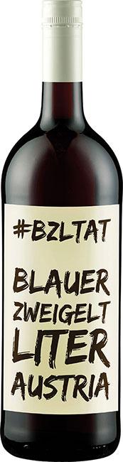 #BZLTAT Blauer Zweigelt - Liter