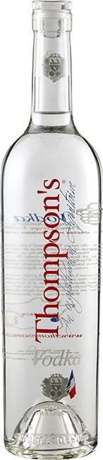 Thompson's bordelais grape Vodka