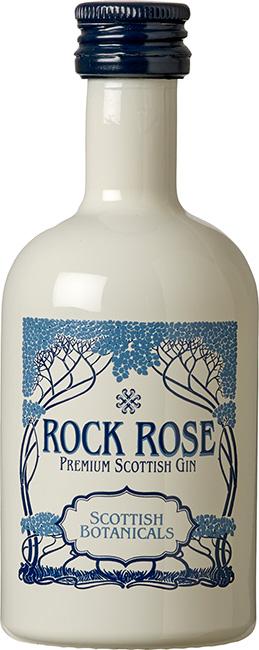 Rock Rose Gin Miniatur