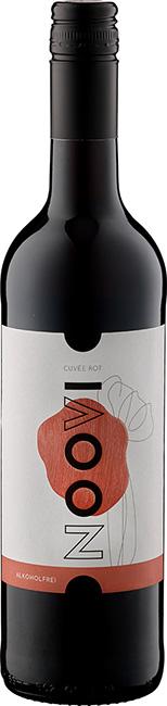 NOOVI Cuvée Rot - alkoholfreier Wein