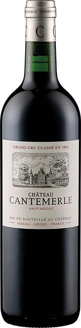Château Cantemerle AOC Haut-Médoc 5° Cru Classé