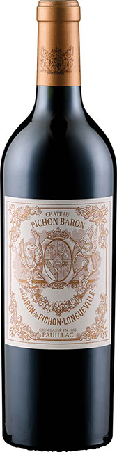 Château Pichon Baron AOC Pauillac 2° Cru Classé