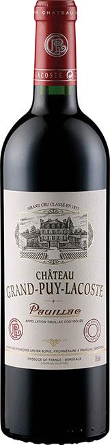 Château Grand-Puy-Lacoste AOC Pauillac 5° Cru Cl.
