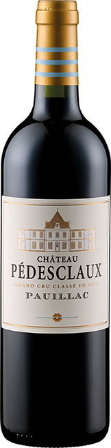 Château Pédesclaux AOC Pauillac 5° Cru Classé