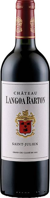 Château Langoa Barton AOC Saint-Julien 3°GC Classé