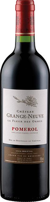 """Château Grange Neuve """"La Fleur des Ormes"""" Pomerol"""