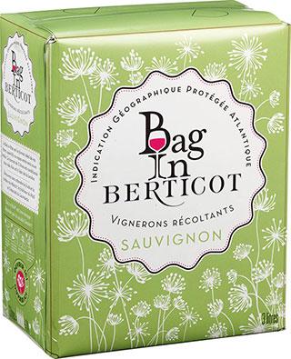 Bag in Berticot Sauvignon Blanc IGP