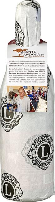 Tradition Sélection Lions AOP Coteaux du Languedoc
