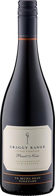 Pinot Noir Te Muna Road Vineyards