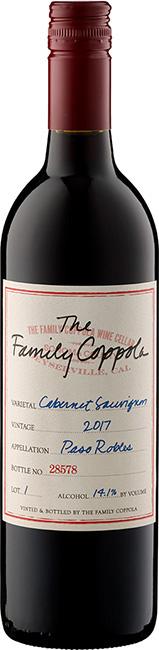 The Family Coppola Paso Robles Cabernet