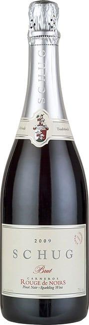 Rouge de Noirs Brut - Pinot Noir Sparkling Wine