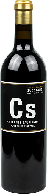 Substance Vineyard Collection Powerline Cabernet