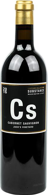 Substance Vineyard Collection Jack's Cabernet Sauv