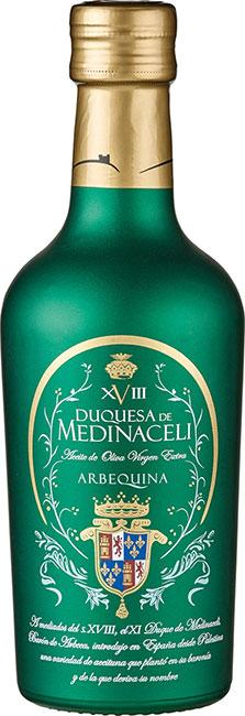 Aceite Arbequino Duquesa Medinaceli