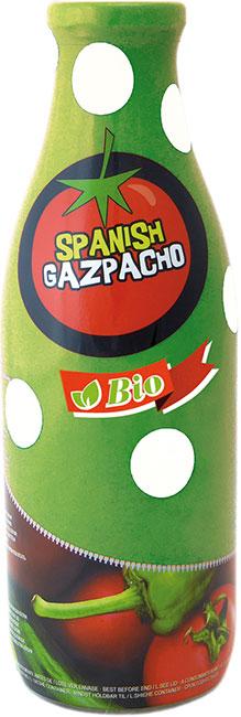 Gazpacho Villaolivo - BIO