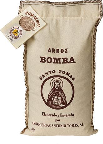 Santo Tomás Arroz Bomba D.O. VALENCIA