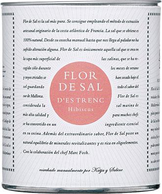 Flor de Sal Hibiscus - Bio -