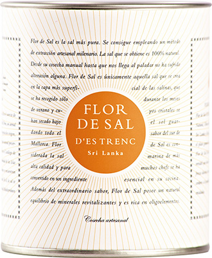 Flor de Sal Sri Lanka - Bio -