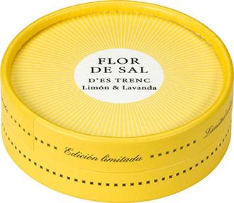 Flor de Sal Limón & Lavanda - Bio -