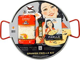 Paella Kit - 4 Portionen
