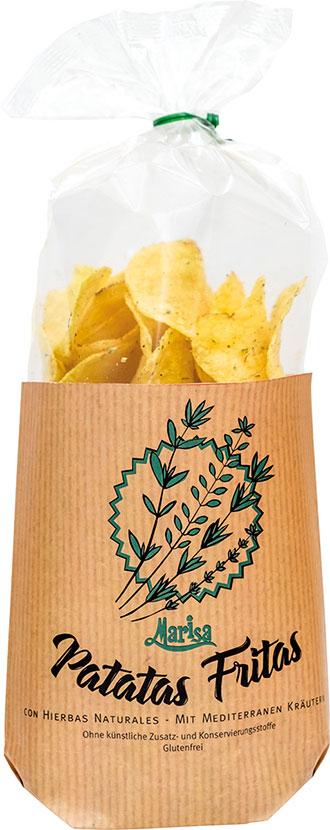 Patatas Fritas Mediterran