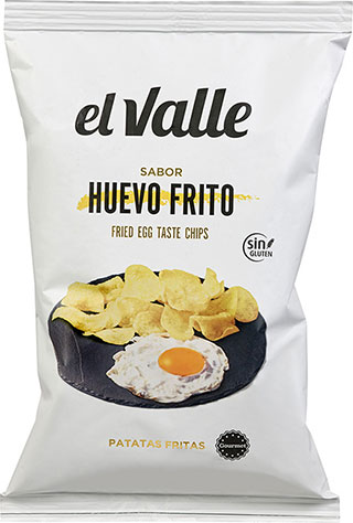 Patatas Fritas Fried Eggs