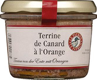 Terrine de Canard a l' Orange