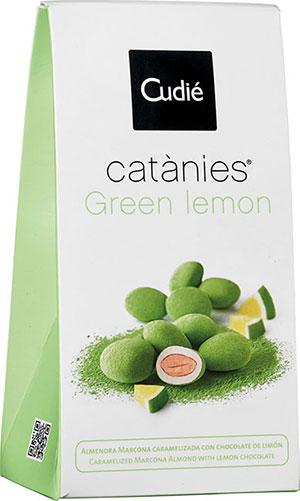 Catànies Green Lemon