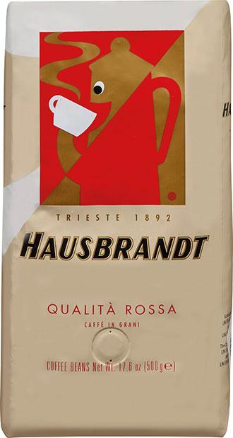 Caffé Hausbrandt 'Rosso' 500g