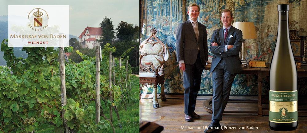 Weingut Markgraf von Baden
